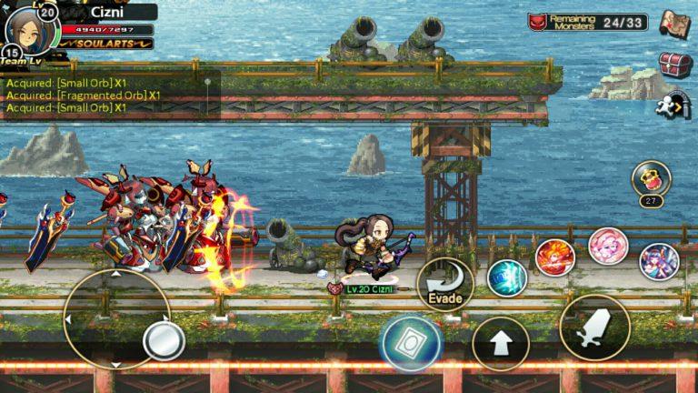 Review Soul Guardians 2: Game Action ala Retro yang Super Seru