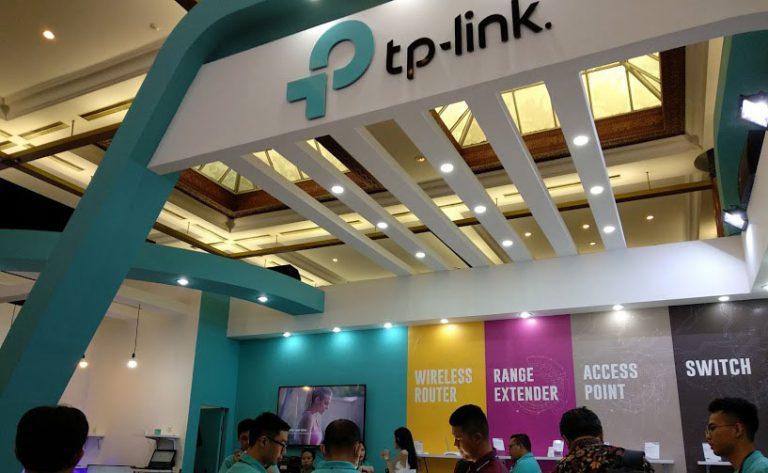 TP-Link Hadir di Indocomtech 2017, Hadirkan Jajaran Produk Smart Home untuk Pengunjung