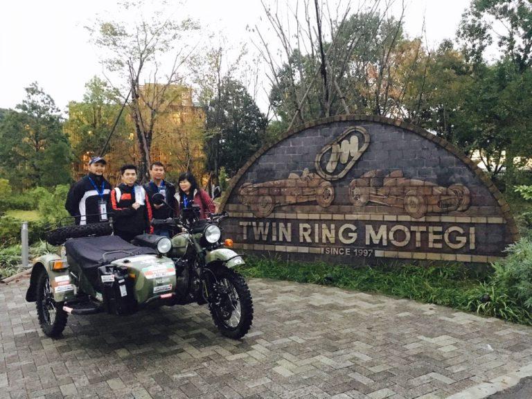 Ini Dia, Dua Pelanggan Shell yang Beruntung Saksikan Langsung MotoGP Motegi Jepang 2017