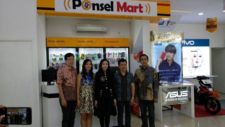 Ponsel Mart Hadir di Pinggiran Jakarta, Sasar Pengguna Kelas Menengah yang Malas ke Mall