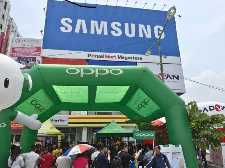 Walau Bisnisnya Berjalan di Offline, Ponsel Mart Tidak Lupakan Online