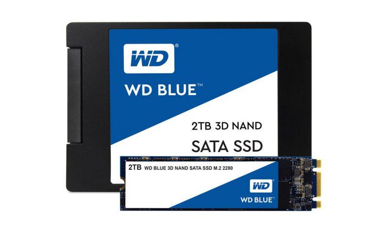 SSD dari Western Digital yang Gunakan 3D Nand 64-Layer Sudah Tersedia di Indonesia