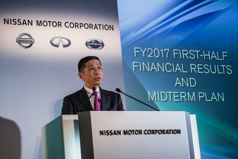 Penjualan Nissan Naik di Jepang dan Cina, Namun Tidak di Amerika Serikat