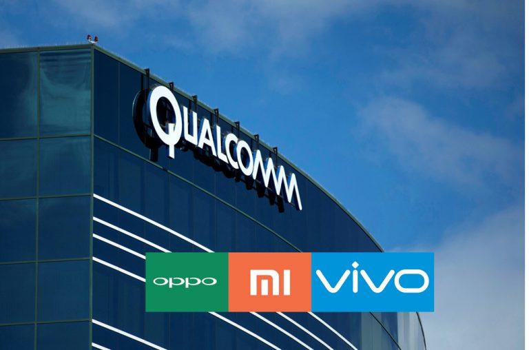Dibayangi Akuisisi, Qualcomm Justru Sukses Ikat Janji Kontrak US$ 12 Miliar dengan Xiaomi, Vivo, dan Oppo