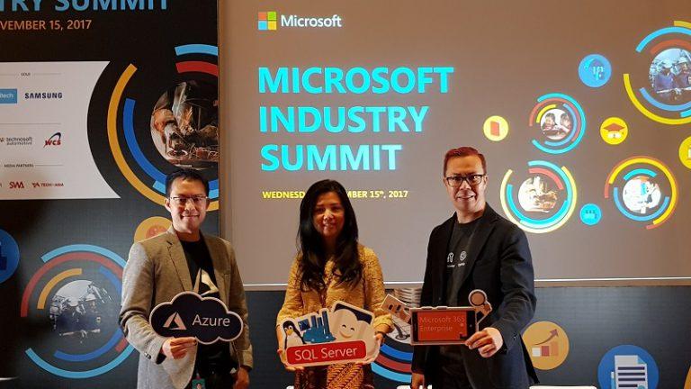 Bantu Proses Tranformasi Digital di Perusahaan, Microsoft Luncurkan Tiga Solusi Inovatif