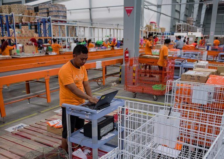 Rekor Baru 11.11 Online Revolution Rajutan Lazada, Catat Transaksi Lebih Dari Rp1,6 Triliun