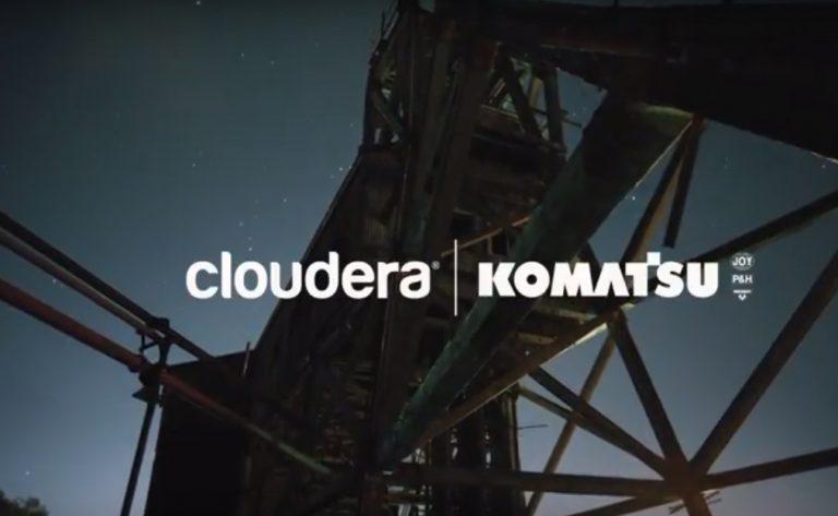 Bersama Cloudera, Komatsu Bantu Tingkatkan Kinerja Pertambangan dengan Platform Industrial IoT