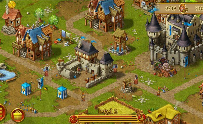 Review Townsmen: Game Membangun Dengan Tantangan Tinggi