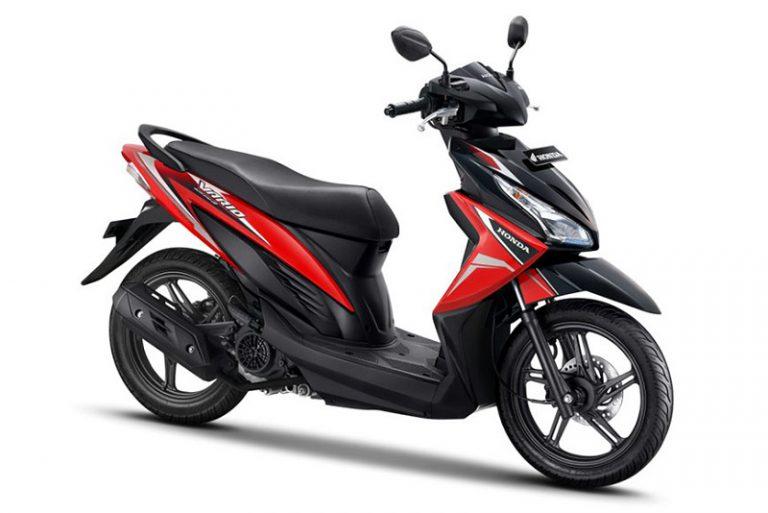 New Honda Vario eSP Kini Hadir dengan Tampilan yang Lebih Segar