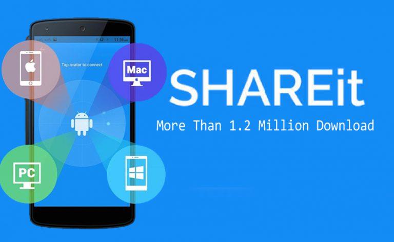 Tawarkan Solusi Transfer File, SHAREit Lampaui 1,2 Miliar Pengguna di Seluruh Dunia