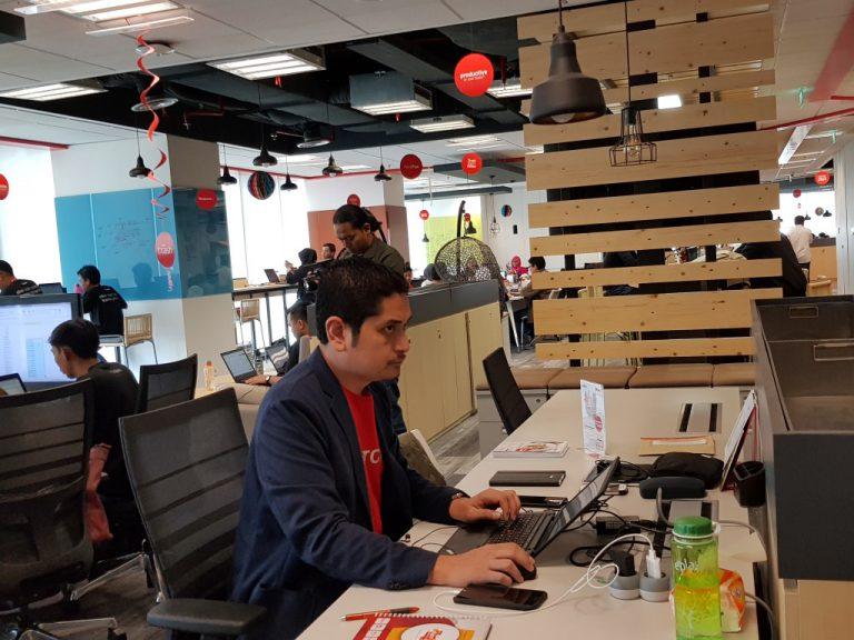 Open Space: Konsep yang Diterapkan di Kantor Baru T-CASH