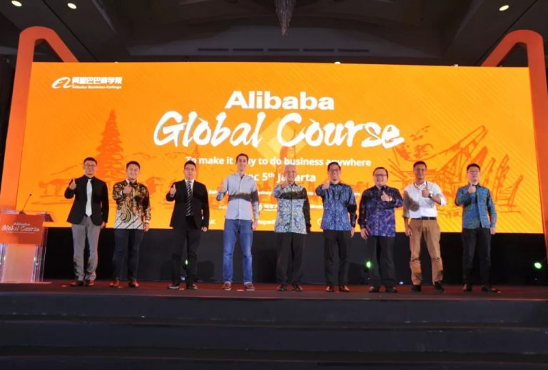 Bekali UKM di Indonesia Agar Siap Hadapi E-Commerce Global, Alibaba Gelar AGC
