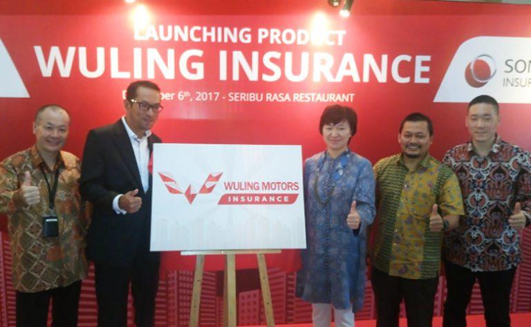 """Kerjasama Wuling Motors dengan Sompo Insurance Hasilkan """"Wuling Insurance"""""""