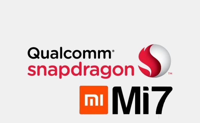 Xiaomi Mi 7 Akan Gunakan Qualcomm Snapdragon 845
