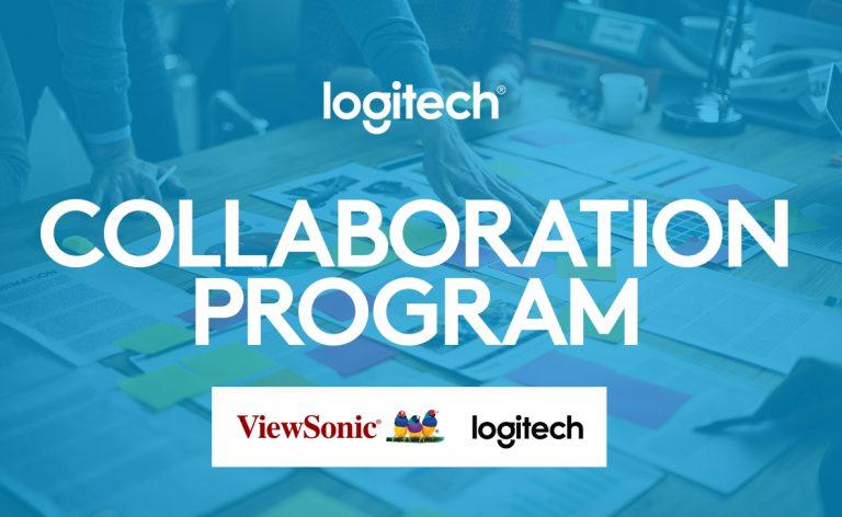 ViewSonic Lakukan Kerjasama dengan Logitech, Hadirkan Solusi Video Konferensi Kualitas Tinggi