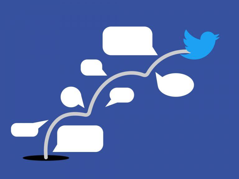 Luncurkan Fitur Utasan atau Thread, Bikin 'Kultwit' di Twitter Kini Lebih Mudah