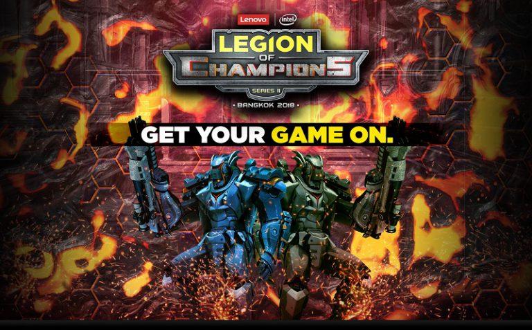 "Dua Tim e-Sport Ini Siap Memperebutkan Tiket Grand Final ""Legion of Champions"" ke Bangkok"