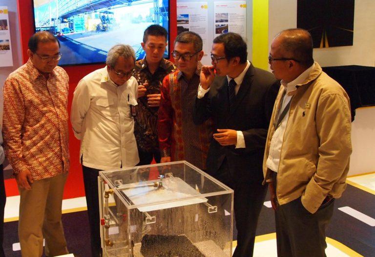Shell Perkenalkan Aspal Modifikasi Polimer yang Bisa Bertahan lebih Baik dari Aspal Konvensional