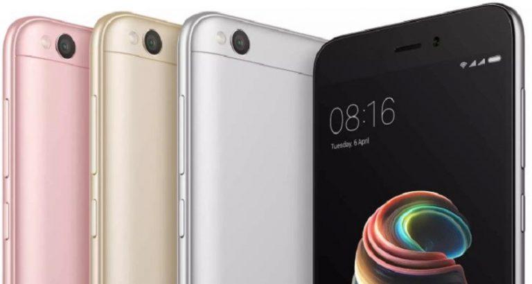 Xiaomi Bakal Boyong Redmi 5A ke Indonesia, Harga Masih Misterius
