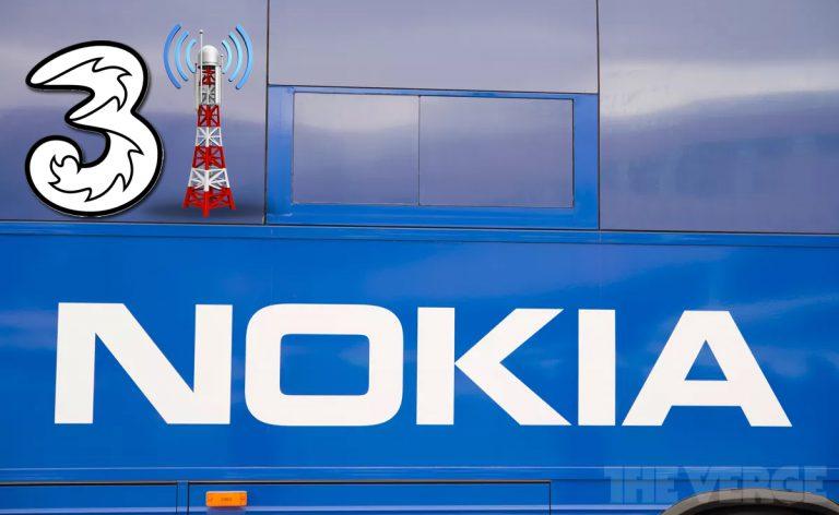 Hutchison 3 Pilih Core Cloud-Native Nokia untuk Tingkatkan Layanan Mobile Broadband
