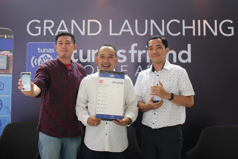 Tunas Group Rilis Aplikasi Tunas Friend, Kini Ada Fitur E-Wallet Doku
