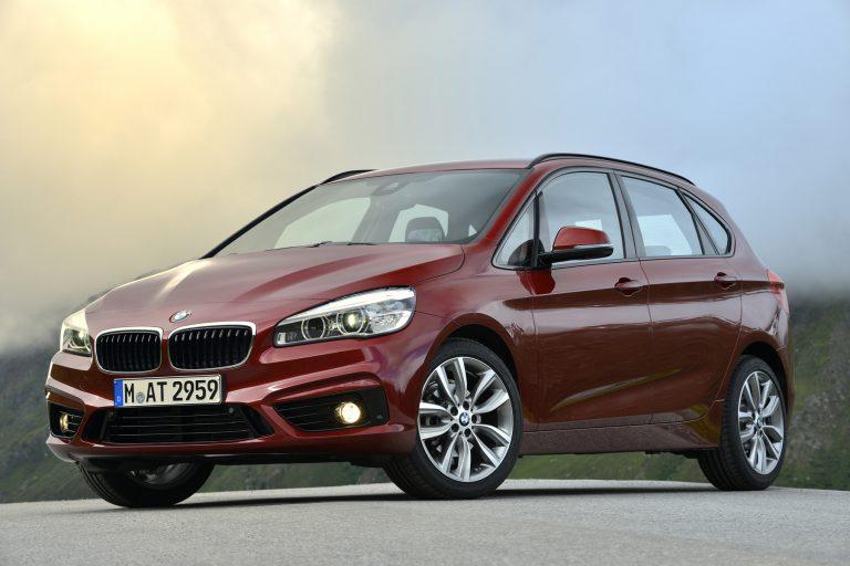BMW Bawa All-New BMW 218i Active Tourer ke Indonesia