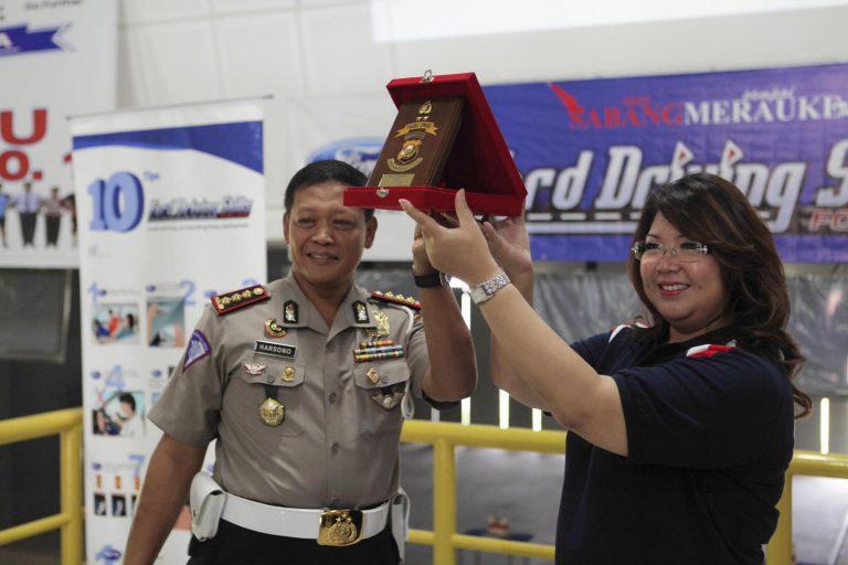 Ford Driving Skills for Life 2015 Singgah di Kota Medan dan Palembang