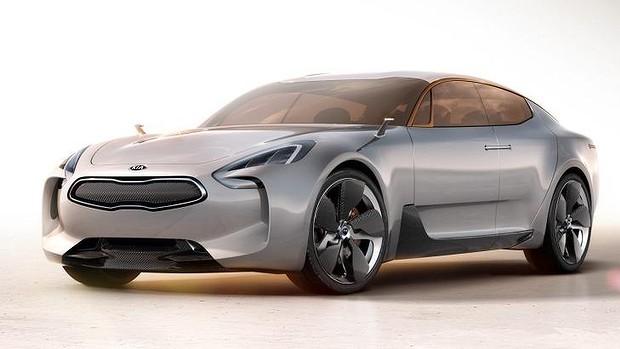 KIA GT Concept Sebentar Lagi Masuk ke Tahap Produksi