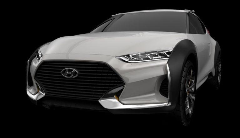 Mobil Konsep Hyundai Enduro Crossover Tampil di Seoul Motor Show