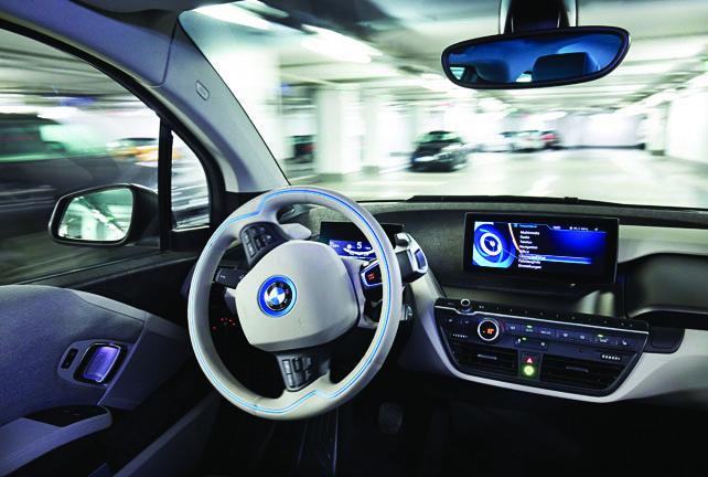 New Intelligent Drive BMW