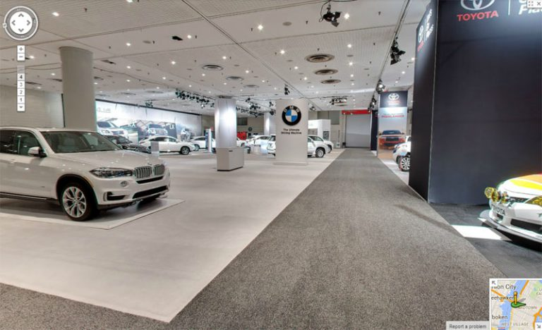 New York International Auto Show Bisa Dilihat Secara Virtual