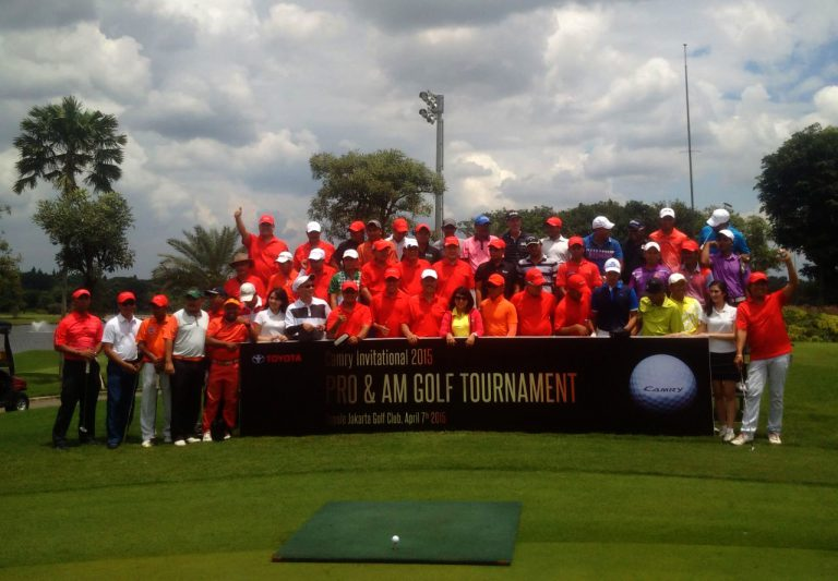 Toyota Gelar Camry Invitational Golf Tournament 2015
