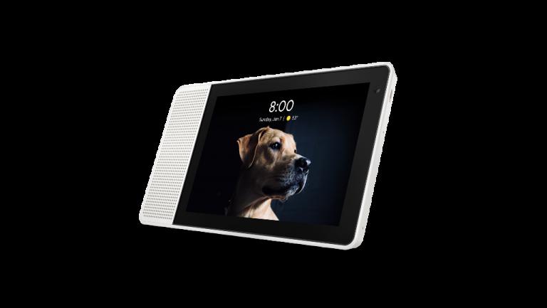 Lenovo Perkenalkan Smart Display, Sudah Dibekali Google Assistant