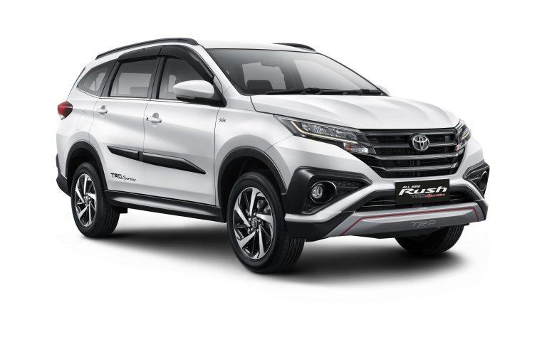 Toyota Mulai Serahkan All New Rush ke Pelanggan