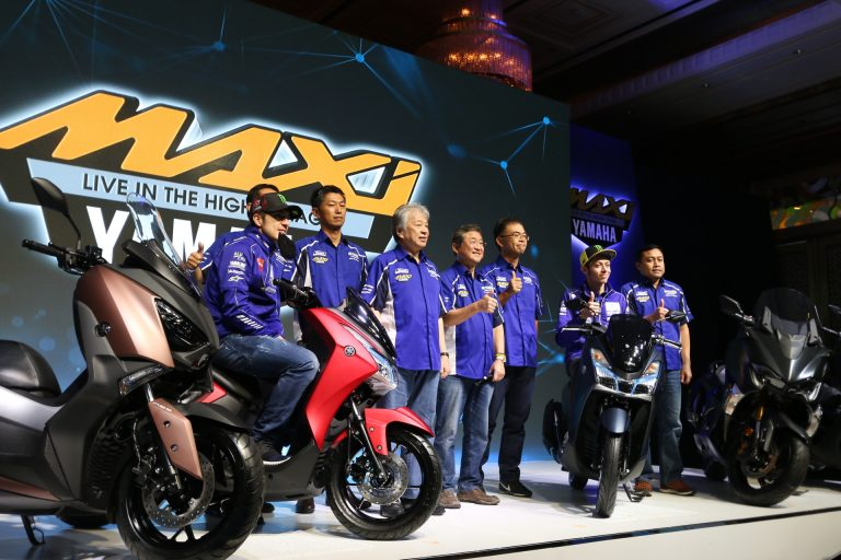 Yamaha Indonesia Perkenalkan Lexi, Harga Masih Misterius