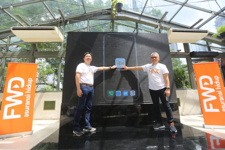 FWD Life Perkenalkan FWD Max, Program Customer Engagment Berbasis Mobile