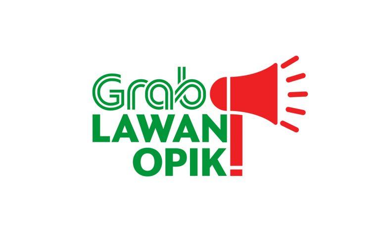 Grab Lawan Opik, Program Grab untuk Perangi Sindikat Mitra Pengemudi Nakal