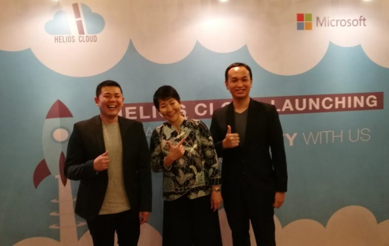 Helios Cloud Diluncurkan Karena Transformasi Digital Makin Urgen Bagi Pebisnis