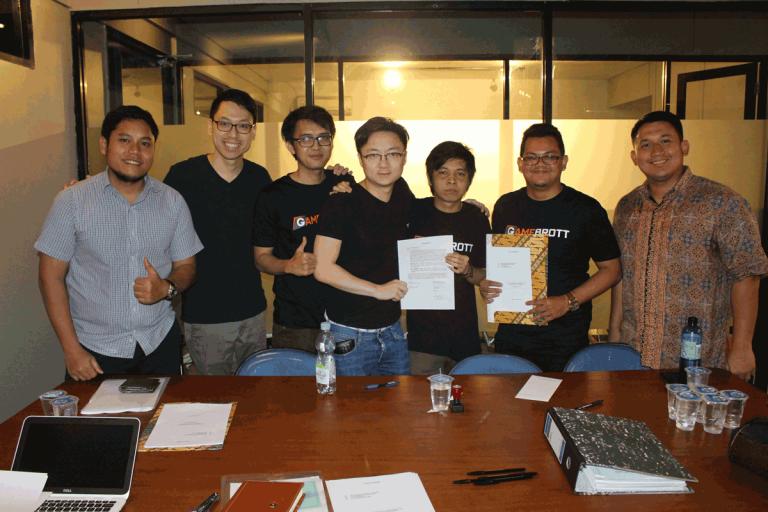 Gamebrott Capai Kesepakatan Akuisisi dengan HKEsport