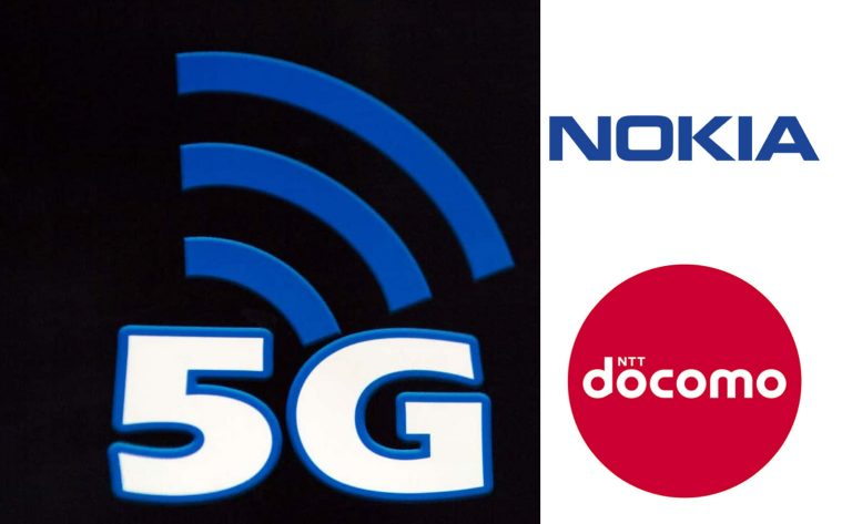 Dukung Layanan 5G Komersial, Nokia akan Pasok peralatan 5G untuk NTT DoCoMo