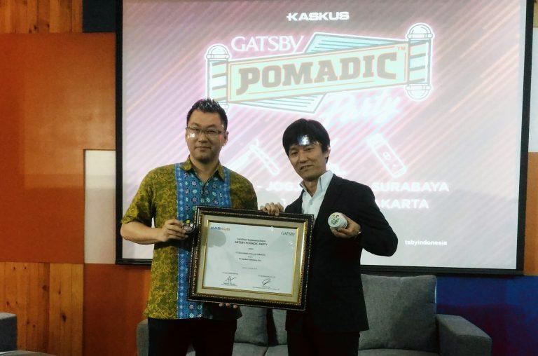 Kaskus dan Gatsby Gelar Pesta untuk Komunitas Pomade di Enam Kota