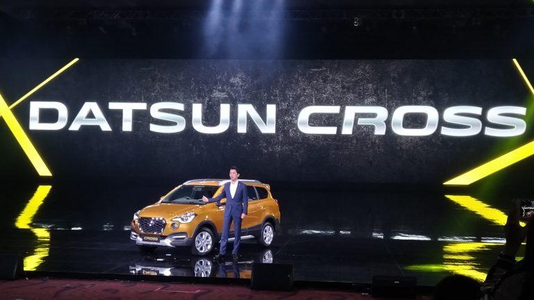 Datsun CROSS Resmi Meluncur di Indonesia, Harga Mulai Dari Rp163 Juta
