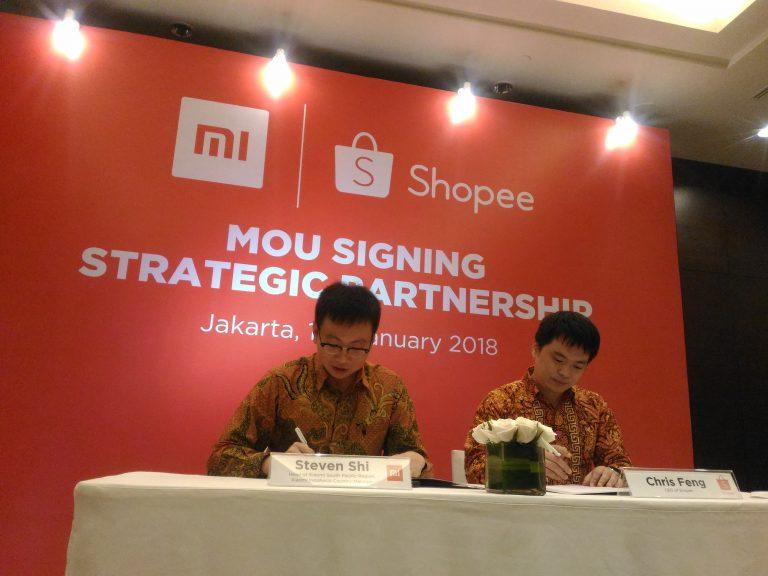 Xiaomi Kini Punya Lapak Online Resmi di Shopee