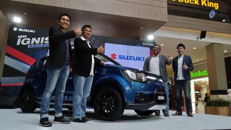 Suzuki Ignis Sport Edition Akhirnya Hadir di Indonesia