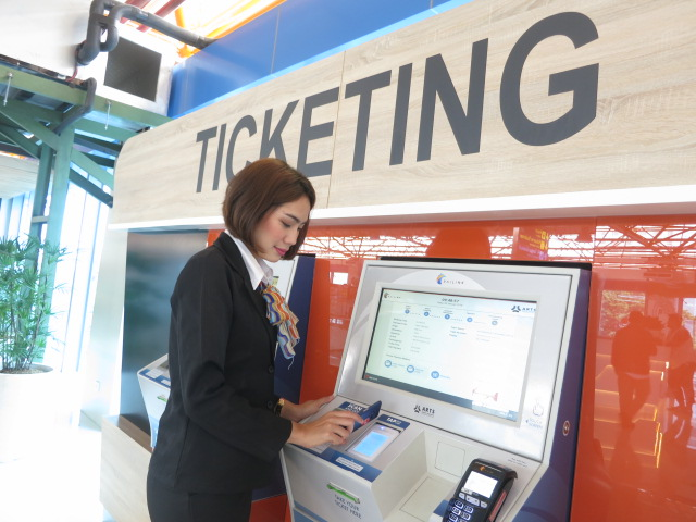 Kini Beli Tiket Kereta Bandara Bisa Pakai T-CASH