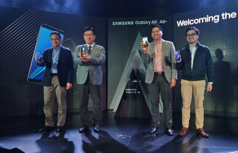 Samsung Jual Galaxy A8 dan A8+ di Indonesia Mulai 19 Januari 2018