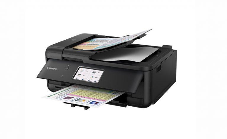 Canon Hadirkan PIXMA TR8570, Printer Fleksibel untuk Kebutuhaan Bisnis dan Rumahan