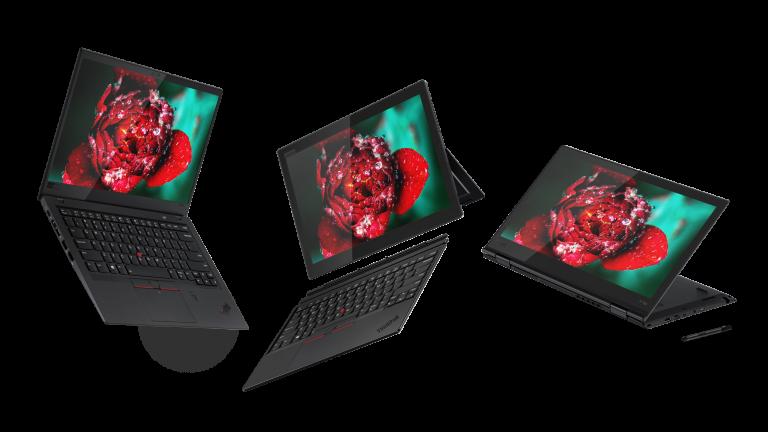 Lenovo Perkenalkan Tiga ThinkPad X1 Seri Terbaru di CES 2018