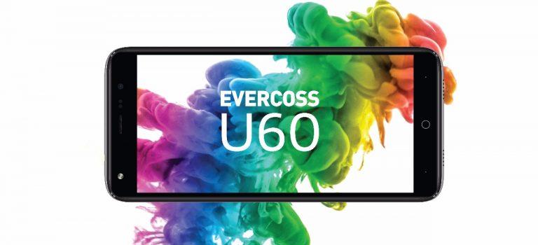 Kepincut Layar Penuh, Evercoss Telurkan U60