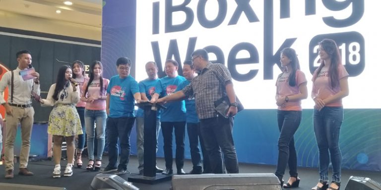 iBox Kembali Gelar iBoxing Week di Central Park Mall